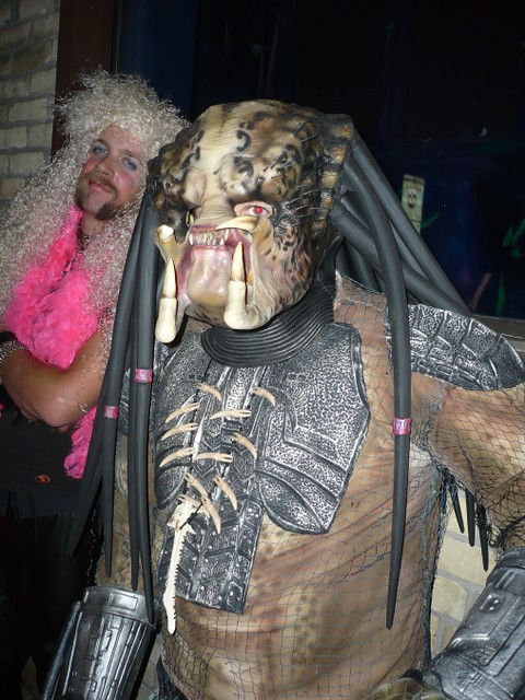 predator and twisted sister
