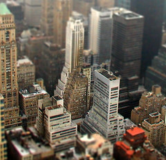 New York in Miniature #3