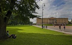 노르웨이 왕궁