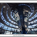 Inside the Reichstag Dome by Maclobster