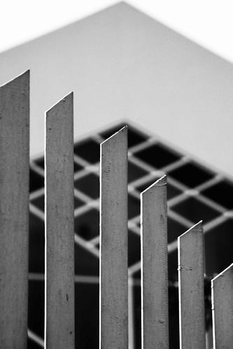 bw monochrome lines architecture fence blackwhite george gate iron steel philippines architectural bulacan mateo pinoy gregorio steelbars thehousekeeper arkitekturangpinoy georgemateo anglebars