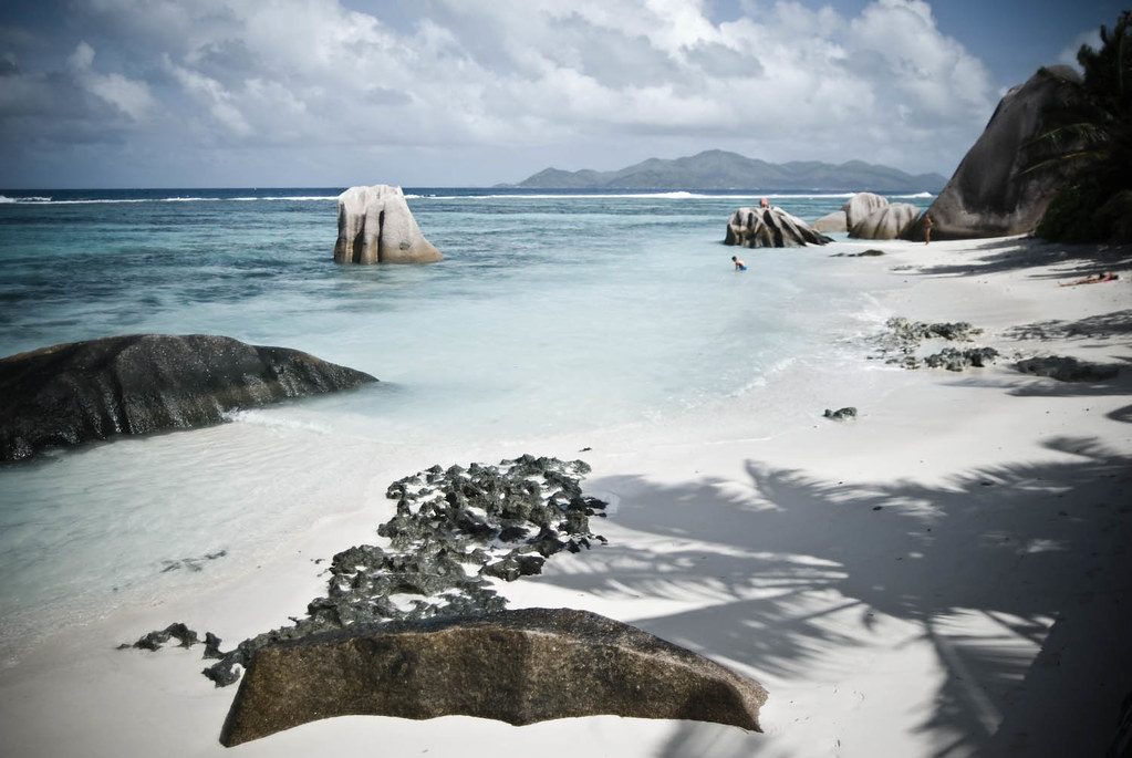 Anse Source d'Argent by lyonora