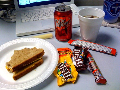 Lunch | by MeganMorris