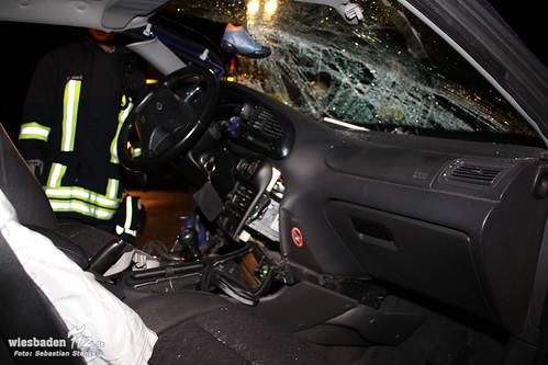 Unfall Hattersheim