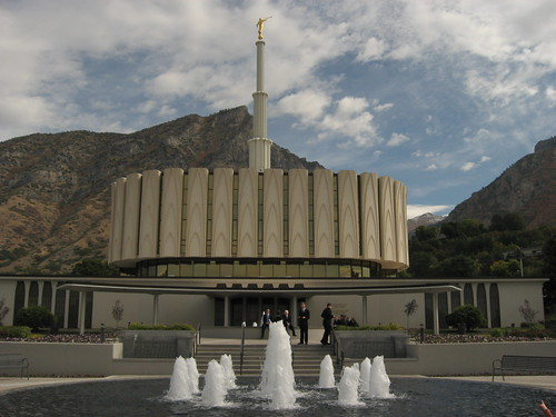 Provo LDS Temple, Provo, Utah (5) | by Ken Lund