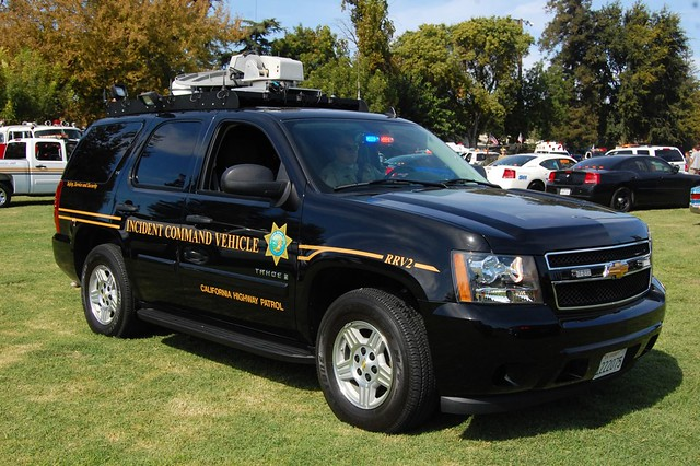 CHP Incident Command C3 | The CHP incident command vehicle j… | Flickr