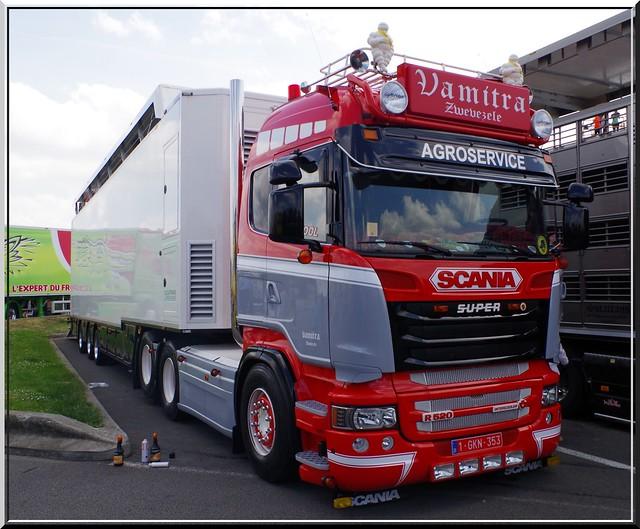 Scania_R520 Topline, Vamitra, Zwevezele (B)