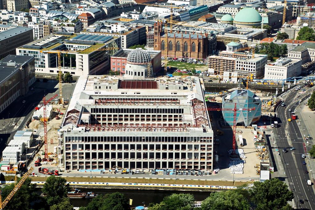 Berlin Wiederaufbau