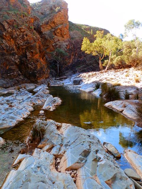 Blinman Pools Hike, via Angorichina, Northern Flinders Ranges, South Australia