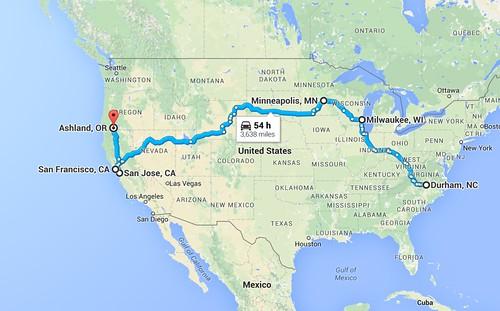 World Record Longest Long Distance Chain Reaction Exploratorium