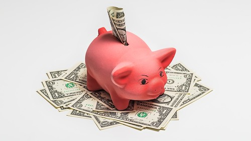 Piggy-Bank version 2 | by cafecredit