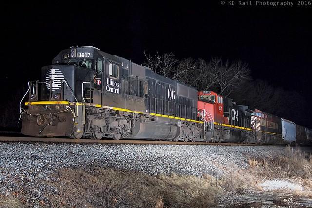 NS 42A at Hixson, TN