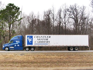 Chantler Motor Carriers / Chantler Transport | by tnsamiam