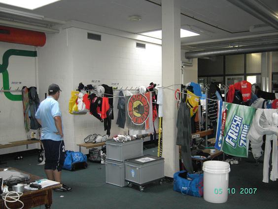 Trainingslager 2007