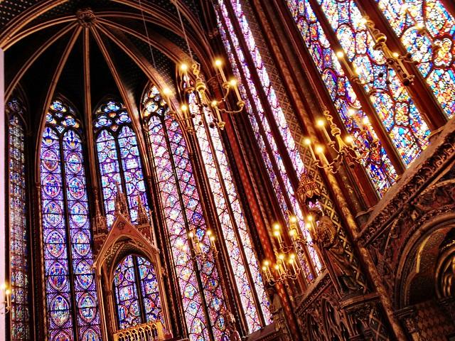 La Sainte-Chapelle, Paris