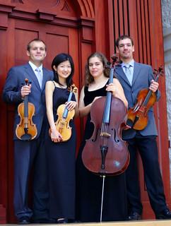 Jasper Quartet | by musicyale