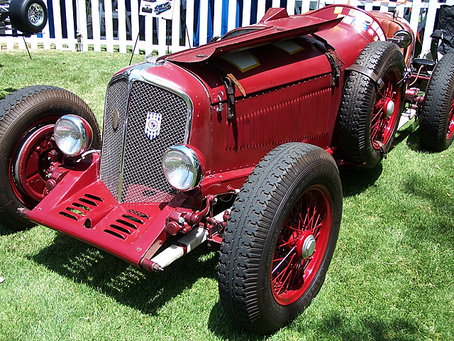 1932 Chrysler Indy car 2