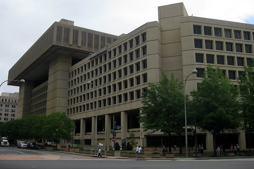 Washington DC - Penn Quarter: J. Edgar Hoover Building | by wallyg