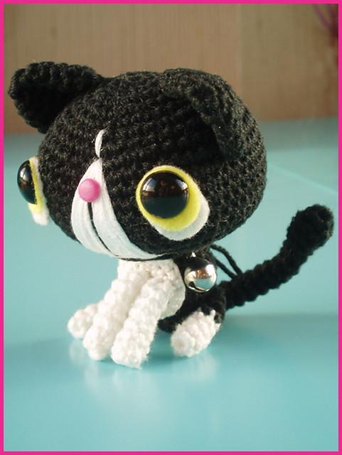 Free Crochet Cat Patterns - Crochet Now | 640x481
