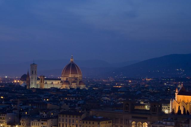 Nocturna de Florencia