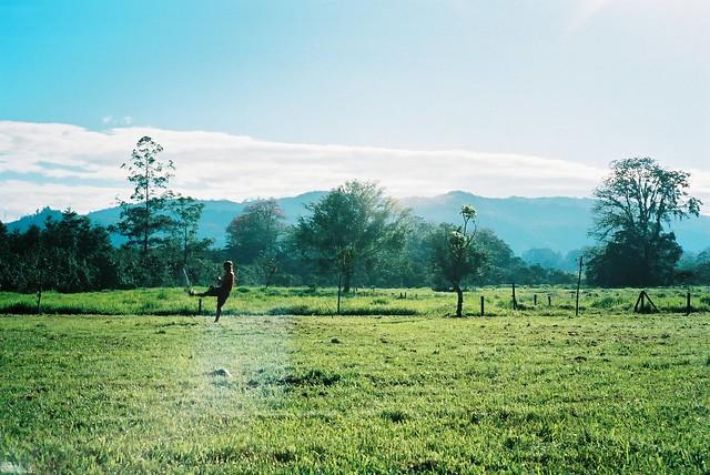 Field base (Turrialba, Costa Rica)