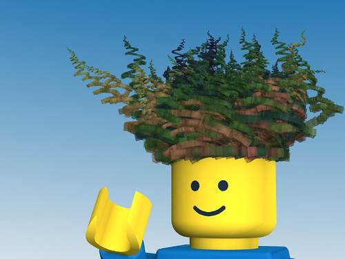 MiniFig Hair | by SafePit