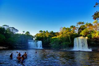 Cachoeiras do Itapecurú - Carolina\Maranhão   by deltafrut
