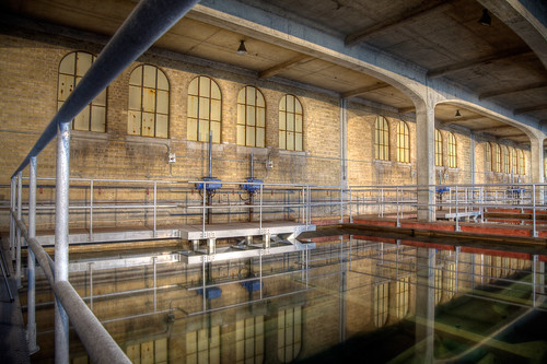 R.C. Harris, Water Filtration plant | by Timothy Neesam (GumshoePhotos)