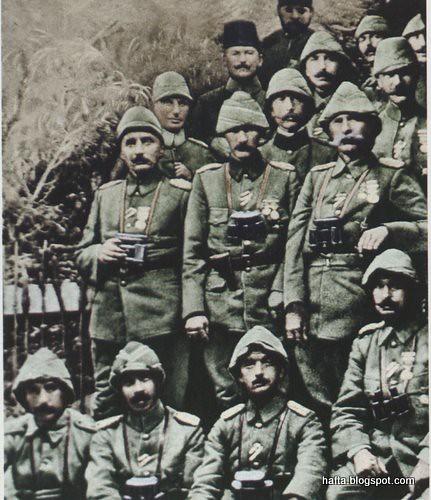 Mustafa Kemal, 3 ncü Kolordu: