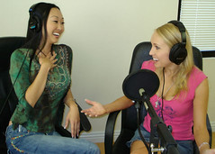 Actress Alana Curry speaks to Candace Kita on Hottie Help
