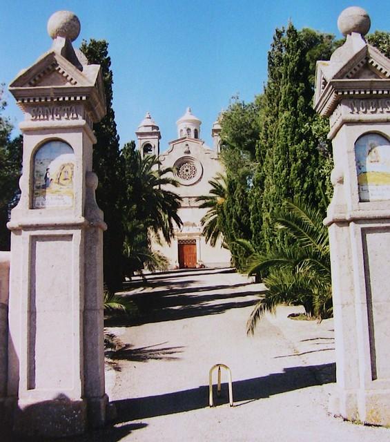 Mallorca - Santuari de Bonany