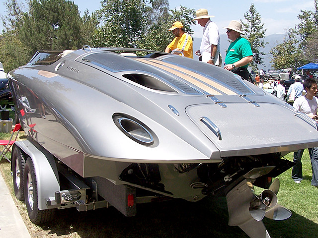 2008 Fearless A28 Powerboat