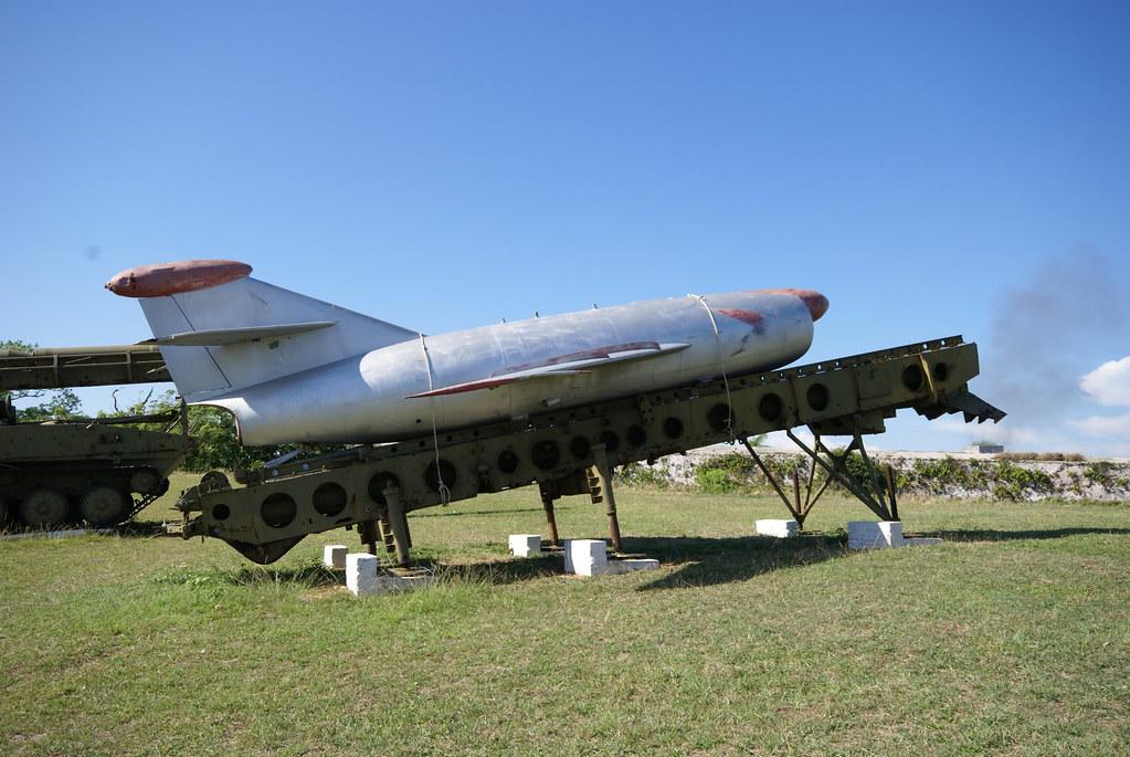 A variante FKR-1 era armada com uma ogiva nuclear.