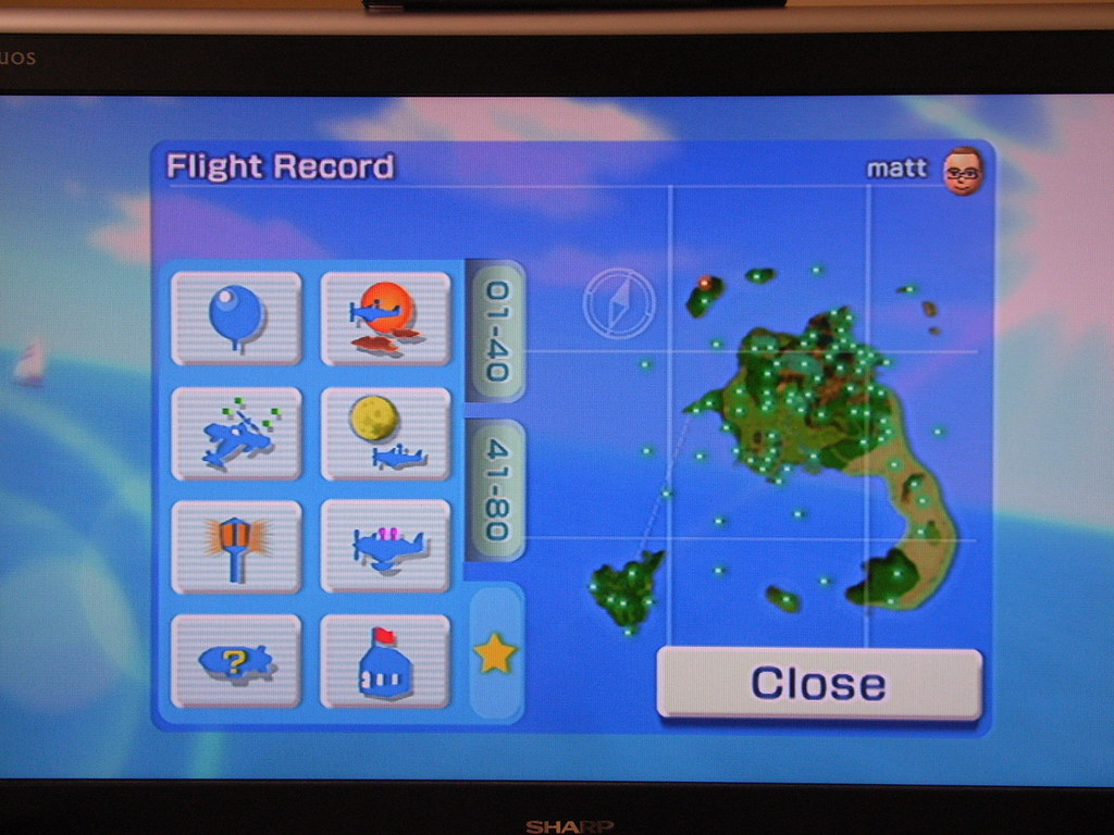 Wii Sports Resort: Island Flyover | See other photos in this