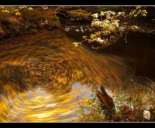 autumn leaves wales geotagged cymru swirls zuiko hdr confluence hdri pontneddfechan photomatix neddfechan olympuse30 afonpyrddin ndx6 geo:lat=51769991 geo:lon=3597722