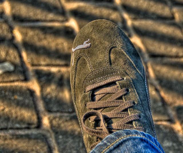 Puma Sneaker - HDR