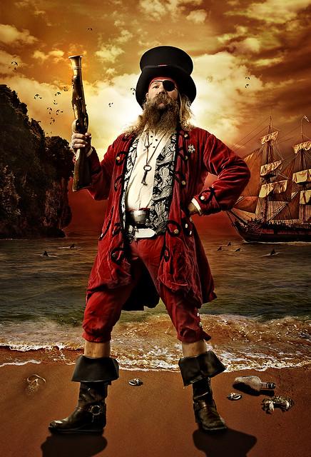 Kaptein Rødskjegg