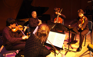 Clarinet Quintet with David Shifrin | by From the Top, Inc.