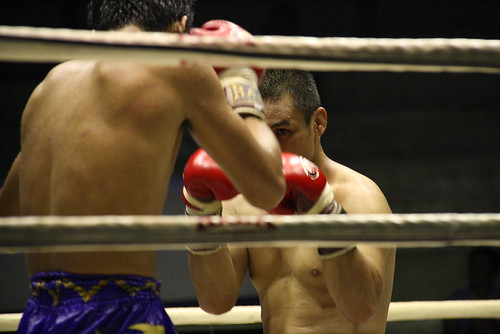 Thai Boxing | by Kojach
