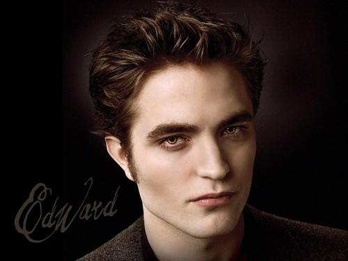 Edward Cullen Wallpaper A Twilight Wallpaper I Designed Fe