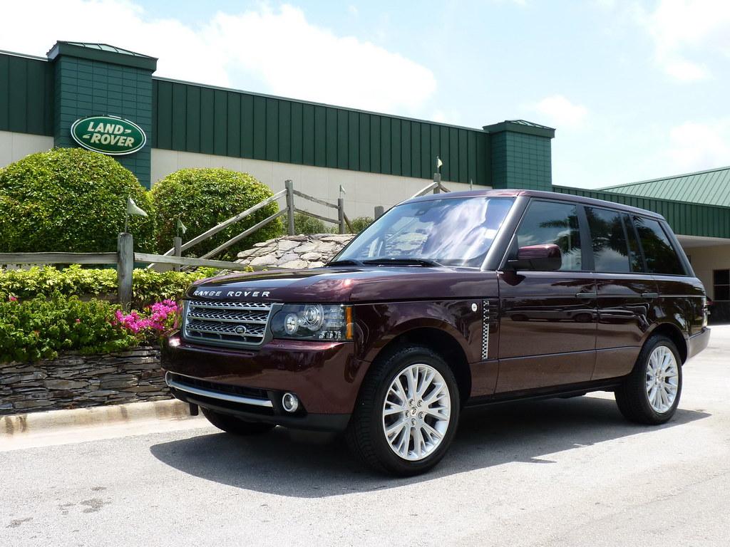 Land Rover Palm Beach >> Bardolino Red Autobiography At Land Rover Palm Beach Flickr