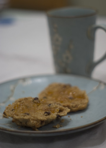 Oat Drop Biscuit and Tea | by dan_spun