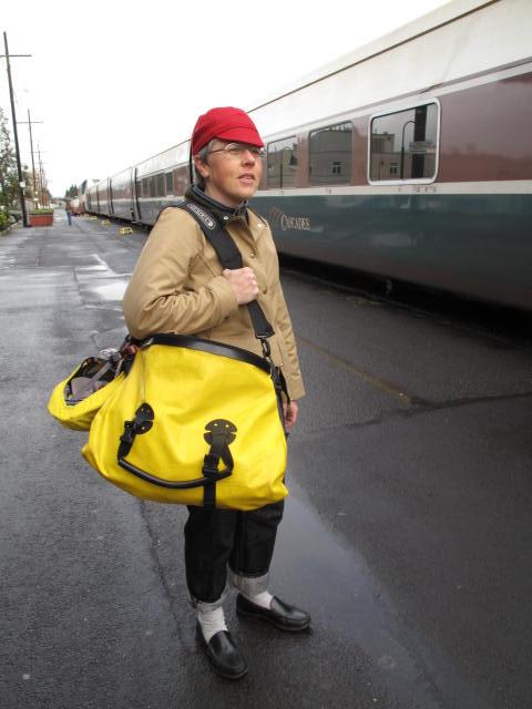 Eugene Departure