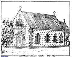 Saint Malachy's Church Mallala