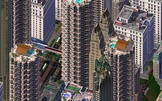 sim city 4 Burb | by haljackey