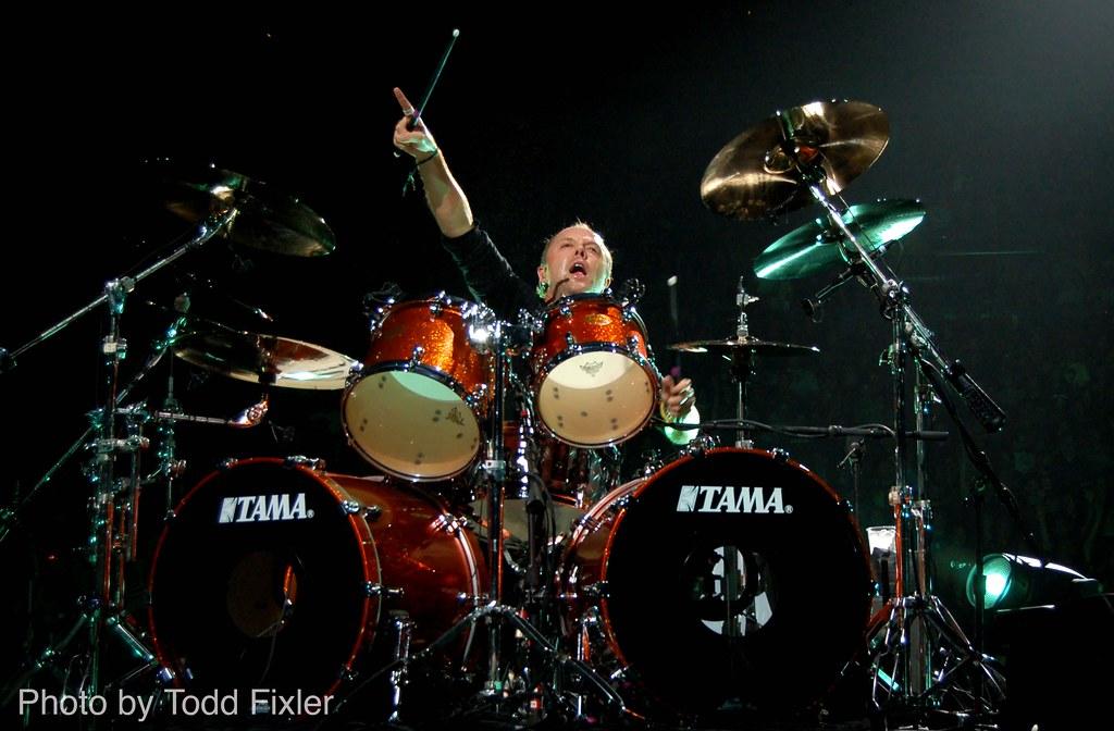 Metallica - Lars Ulrich