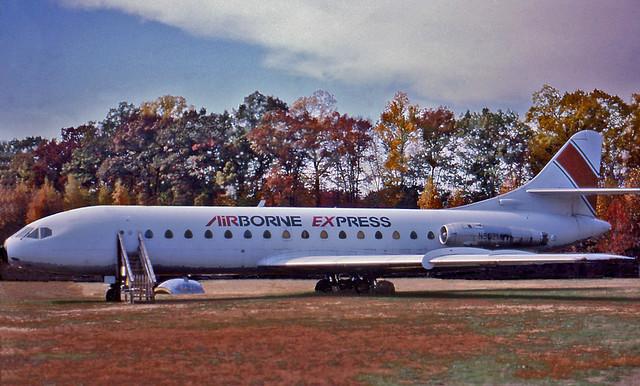 Airborne Express SE-210 Caravelle 6R (N902MW)
