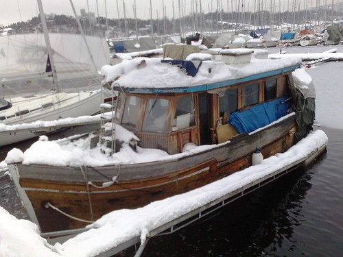 Norway boats in hibernation #2 | by RennyBA
