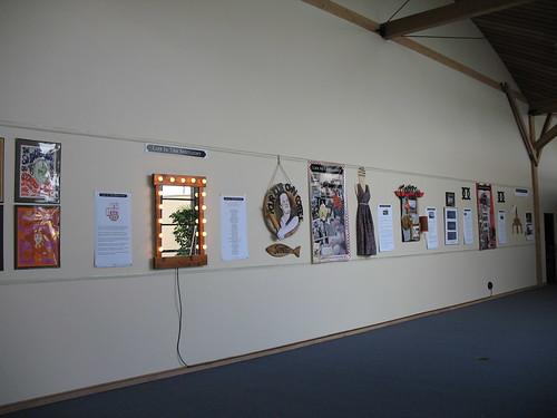 "2007 exhibit ""Celebrating the Charles Van Damme...."