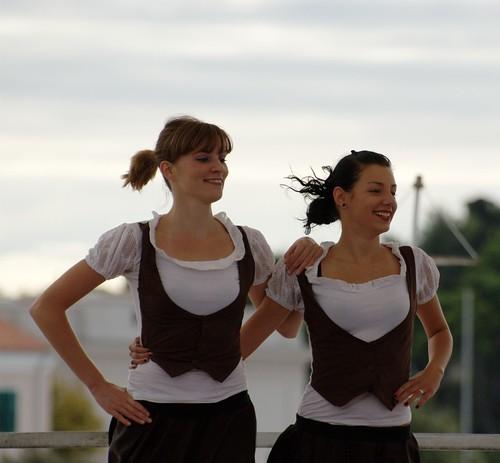 They dance   by akk_rus
